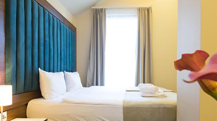 Belgrado, Hotel Marquise, Kamervoorbeeld