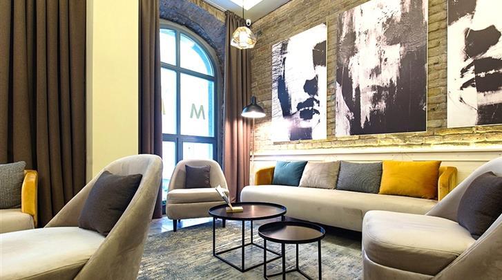Belgrado, Hotel Marquise, Lobby