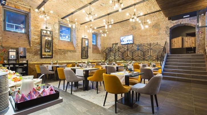 Belgrado, Hotel Marquise, Restaurant