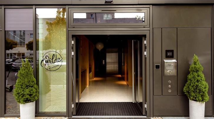 Berlijn, Aparthotel Wilde by Staycity Checkpoint Charlie, Entree