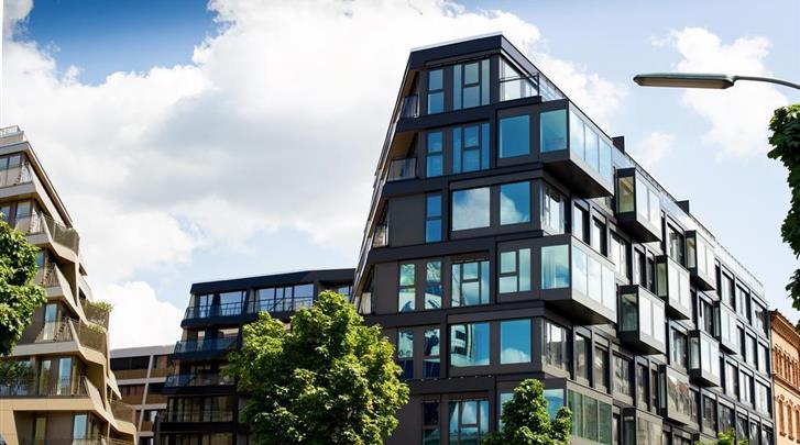 Berlijn, Aparthotel Wilde by Staycity Checkpoint Charlie, Façade hotel