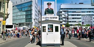 Berlijn, Checkpoint Charlie