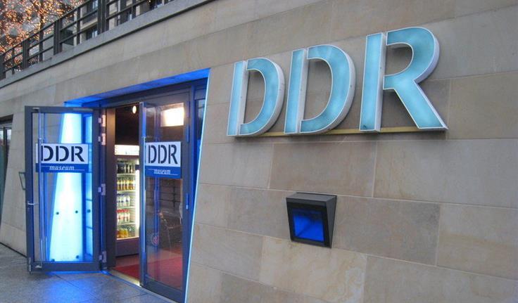 Berlijn, DDR Museum