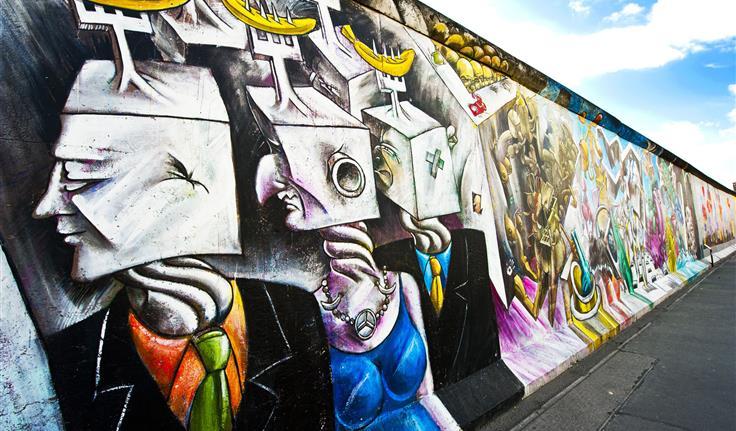 Berlijn, De Berlijnse Muur