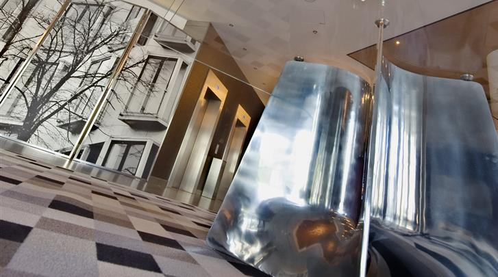 Berlijn, Hotel Abba Berlin, Lobby