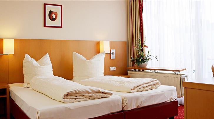 Berlijn, Hotel Air in Berlin, Standaard kamer