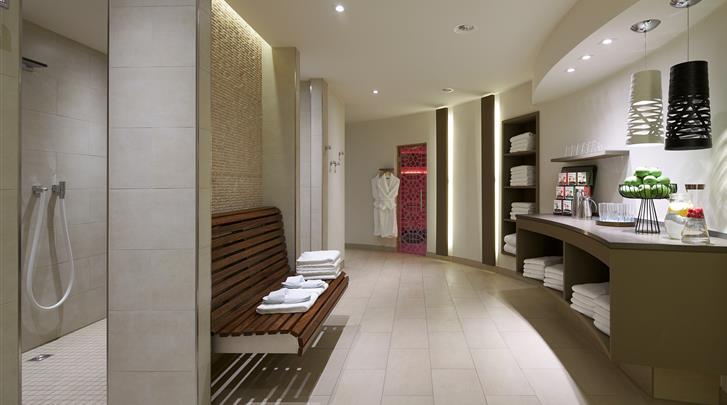 Berlijn, Hotel Alexander Plaza, Spa / Relax area