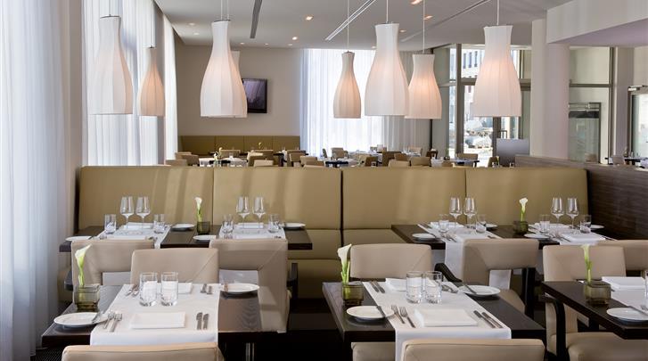 Berlijn, Hotel Arcotel John F., Restaurant