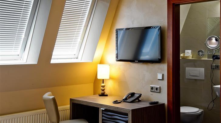 Berlijn, Hotel Artim, Standaard kamer