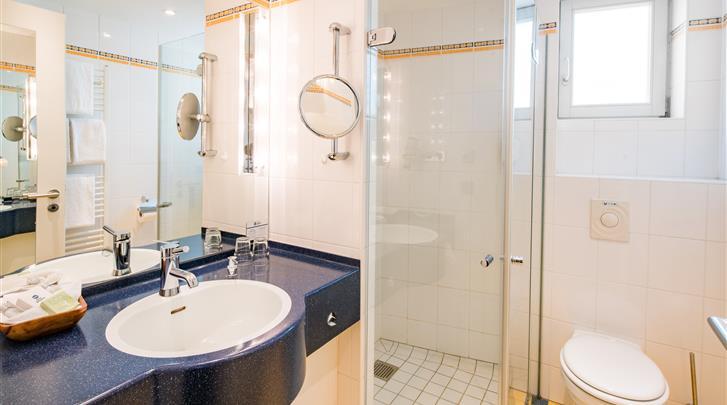 Berlijn, Hotel Best Western Kantstrasse, Badkamer Comfort