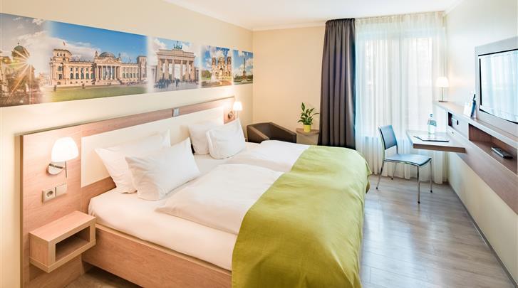 Berlijn, Hotel Best Western Kantstrasse, Standaard kamer