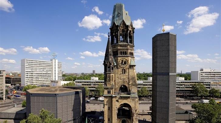 Berlijn, Hotel Best Western Plus Plaza Berlin Kurfürstendamm, Kaiser-Wilhelm-Gedächtniskirche op 900m