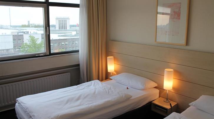Berlijn, Hotel Concorde am Studio, Standaard kamer