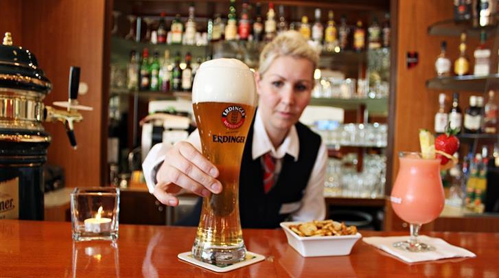 Berlijn, Hotel Econtel Charlottenburg, Hotel bar