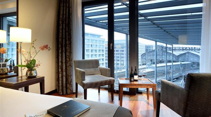 Berlijn, Hotel Eurostars Berlin, Standaard kamer