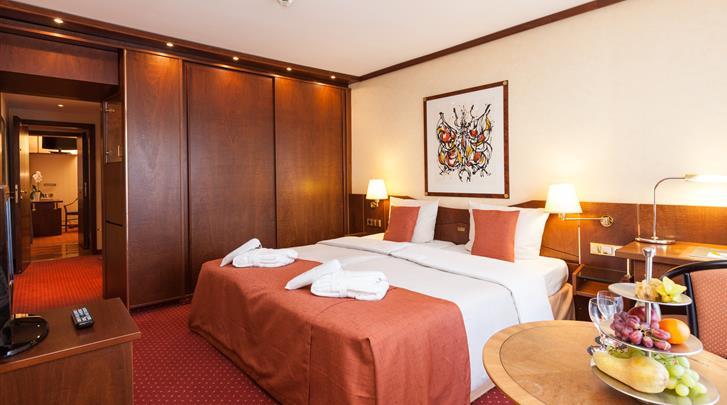 Berlijn, Living Hotel Berlin-Mitte, Standaard kamer