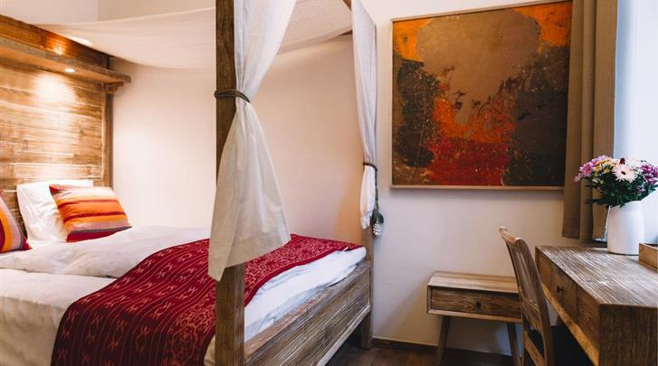 Berlijn, Hotel Lulu Guldsmeden, Standaard kamer