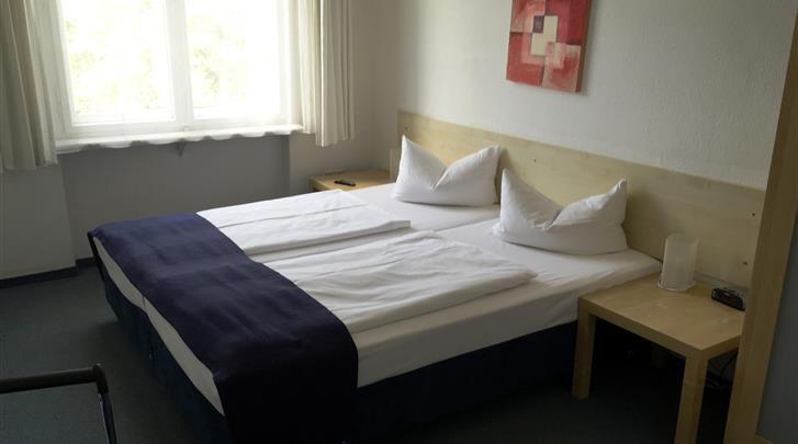 Berlijn, Hotel Seifert, Standaard kamer