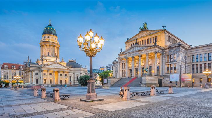 Berlijn, Hotel Select Berlin Gendarmenmarkt, Gendarmenmarkt op 250m