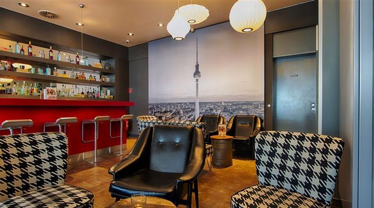 Berlijn, Hotel Select Berlin Gendarmenmarkt, Hotel bar