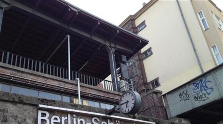 Berlijn, Hotel the niu Dwarf, Op enkele minuten van de S-Bahn