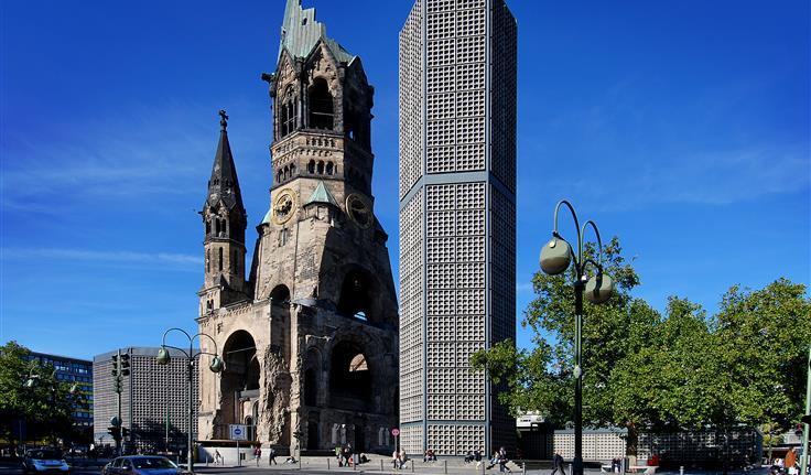 Berlijn, Kaiser-Wilhelm-Gedächtniskirche