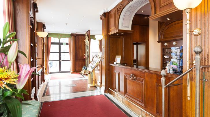 Berlijn, Living Hotel Berlin-Mitte, Lobby
