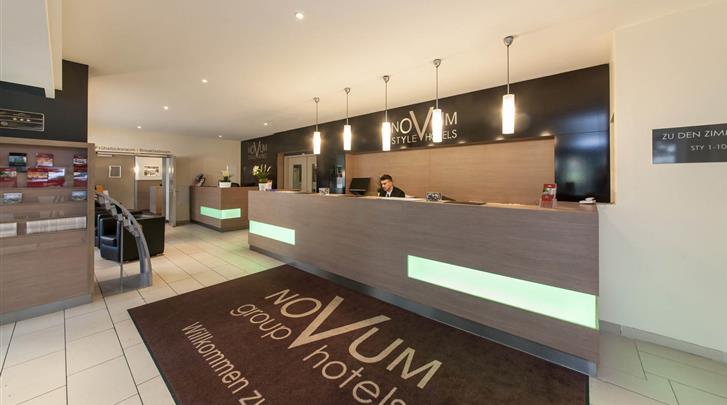 Berlijn, Novum Hotel Aldea Berlin Centrum, Receptie
