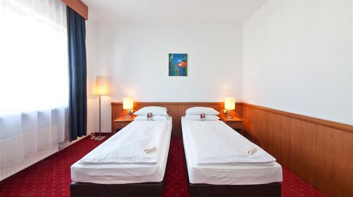 Berlijn, Novum Hotel Aldea Berlin Centrum, Standaard kamer