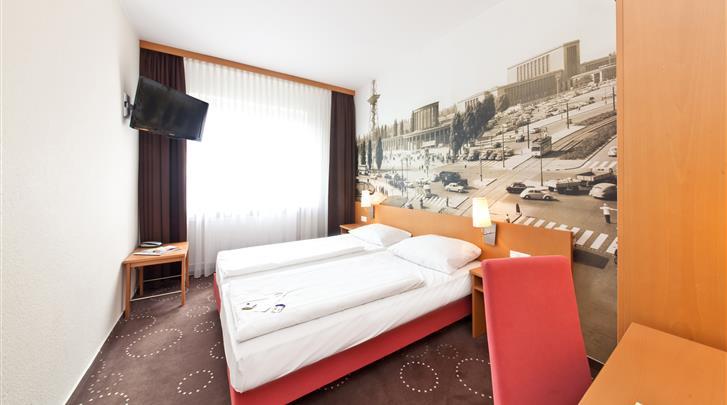 Berlijn, Novum Hotel Franke