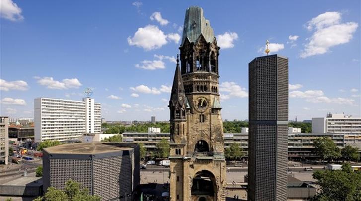 Berlijn, Novum Hotel Gates, Kaiser-Wilhelm-Gedächtniskirche op 15 min. lopen