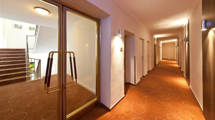 Berlijn, Novum Hotel Lichtburg, Gang