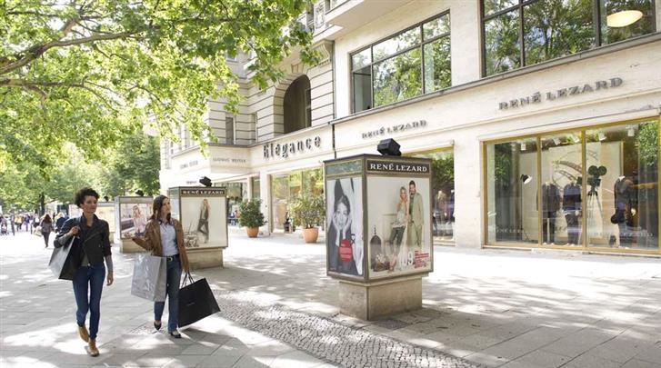 Berlijn, Novum Hotel Lichtburg, Kurfürstendamm op 10 min. lopen