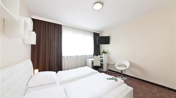 Berlijn, Novum Hotel Lichtburg, Standaard kamer