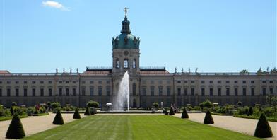 Berlijn, Slot Charlottenburg