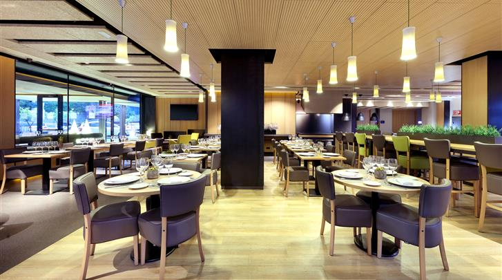 Bilbao, Hotel Barcelo Occidental Bilbao, Restaurant