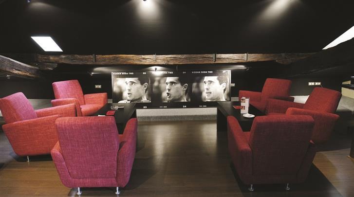 Bilbao, Hotel Petit Palace Arana, Lounge