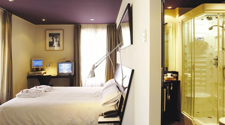 Bilbao, Hotel Petit Palace Arana, Standaard kamer