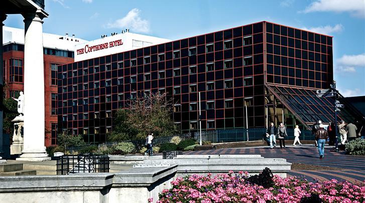 Birmingham, Hotel Copthorne Birmingham, Façade hotel