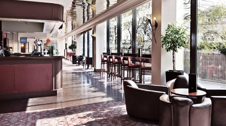 Birmingham, Hotel Copthorne Birmingham, Hotel bar