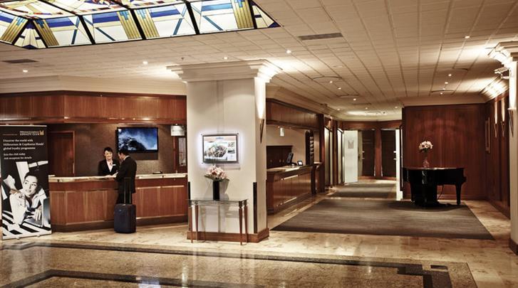 Birmingham, Hotel Copthorne Birmingham, Lobby