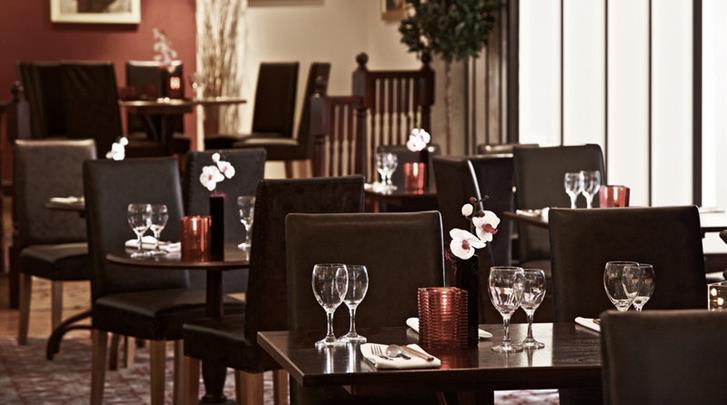 Birmingham, Hotel Copthorne Birmingham, Restaurant
