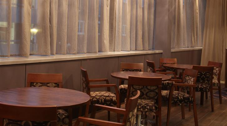 Birmingham, Hotel Jurys Inn, Restaurant