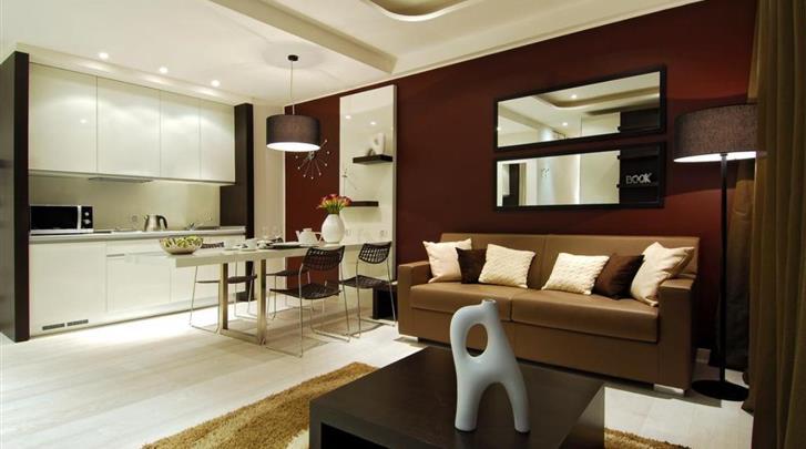 Boedapest, Appartement Boscolo Budapest, Suite