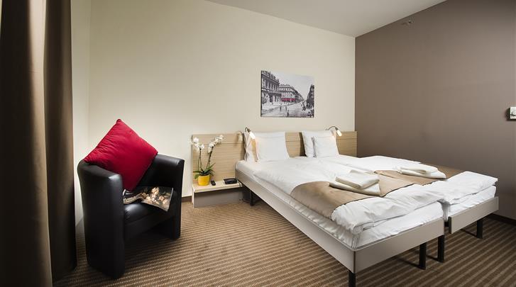 Boedapest, Bo18 Hotel, Standaard kamer