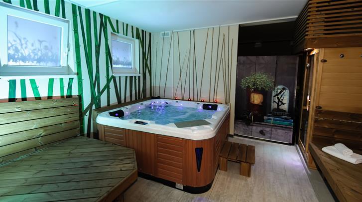 Boedapest, Bo18 Hotel, Welnesscenter