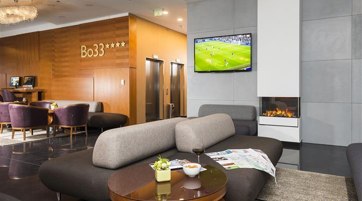 Boedapest, Bo33 Hotel, Lounge