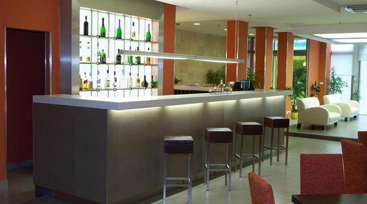 Boedapest, Hotel City Inn (BUD), Hotelbar