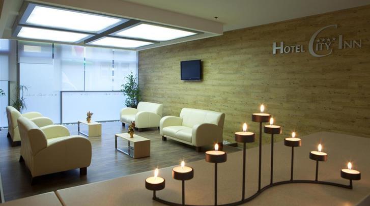 Boedapest, Hotel City Inn (BUD), Lobby