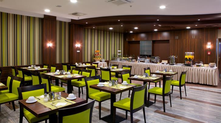 Boedapest, Hotel City Inn (BUD), Restaurant
